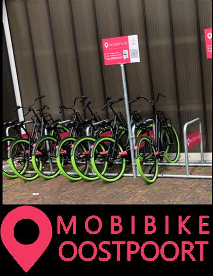MOBIBIKE | Oostpoort