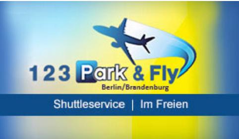123 Park & Fly - Valet - Uncovered - Berlin Brandenburg