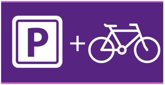 Parking incl. 1 bike