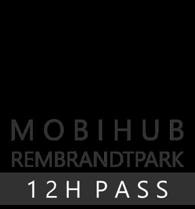 MOBIHUB | Rembrandtpark - 12h pass