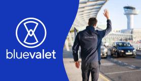 Blue Valet - CDG