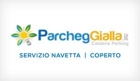 ParchegGialla - Park & Ride - Covered - Lamezia Terme