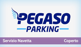 Pegaso Parking Catania - Covered