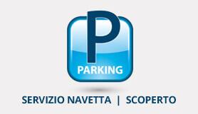 Rosas Car Service - Park & Ride - Uncovered - Ancona