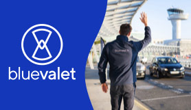 Blue Valet - Meet & Greet  - Uncovered - Toulouse Airport