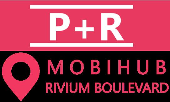MOBIHUB | P+R - Rivium Boulevard
