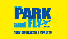 Genoa Park and Fly - Covered