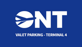 Ontario Airport Parking - Valet - Terminal 4